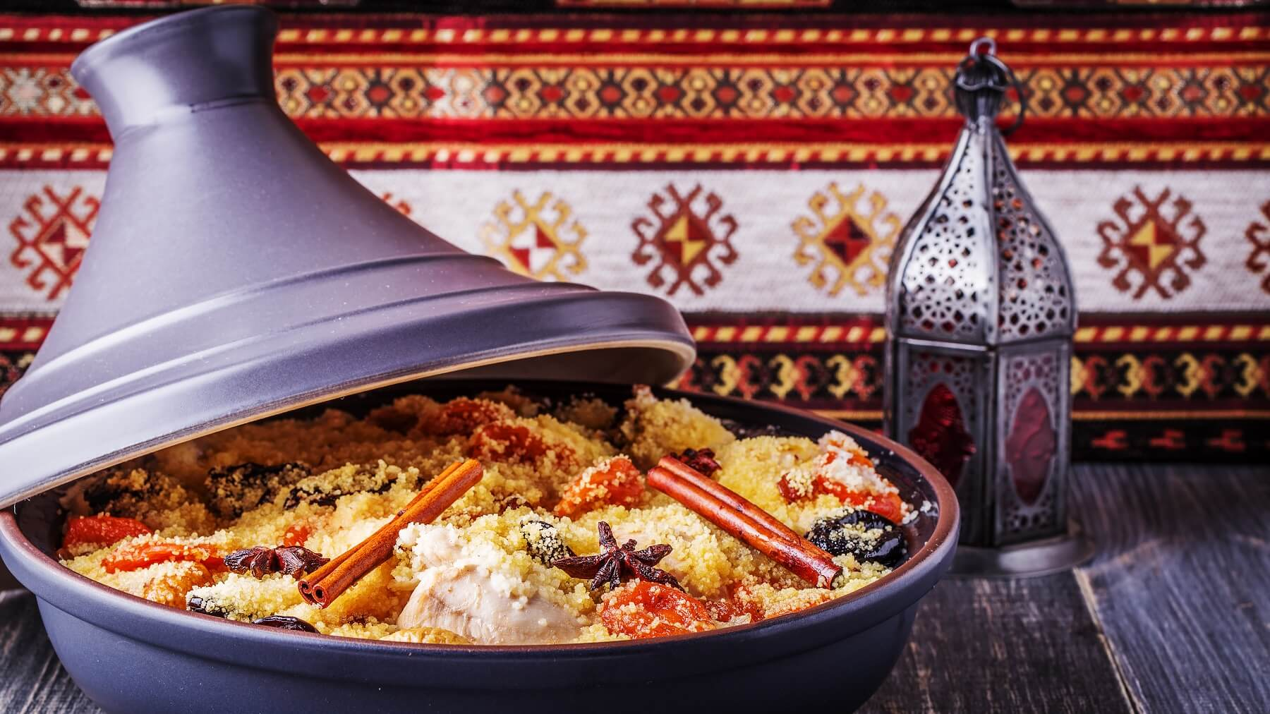 Easy Chicken Tagine Recipe