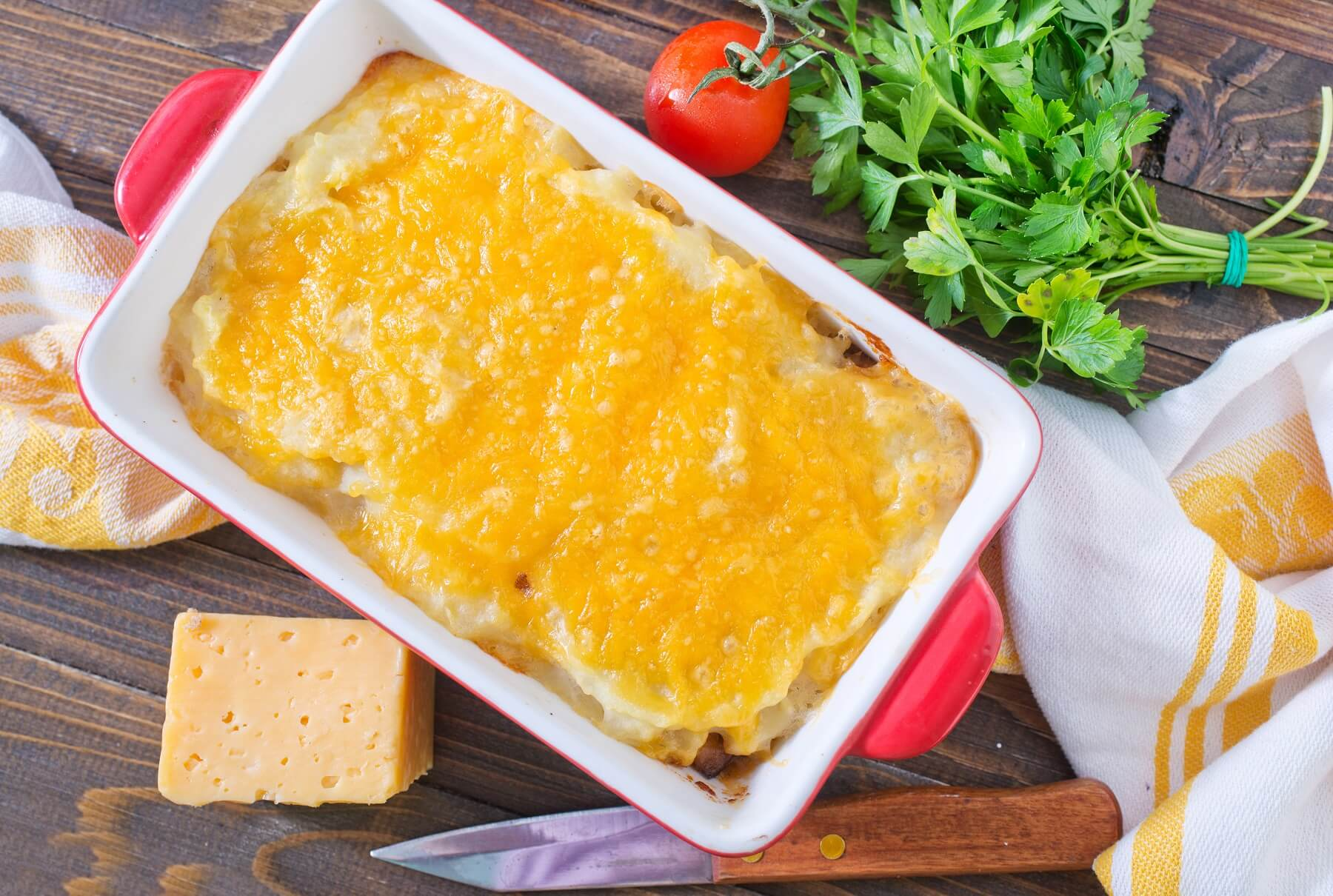 Simple Fish Pie Recipe