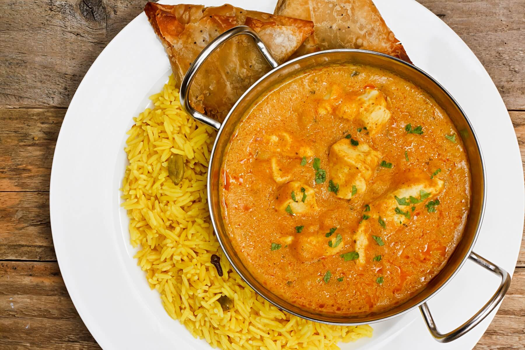 Quick Chicken Korma Recipe