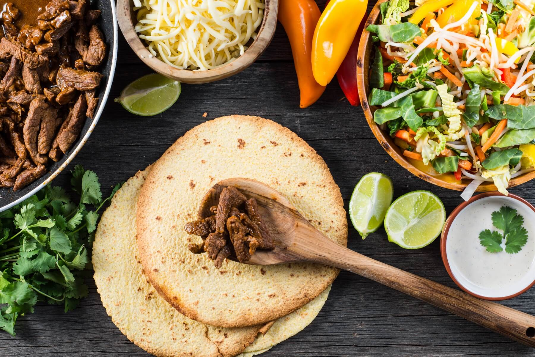 Smokey Pork Tacos Recipe
