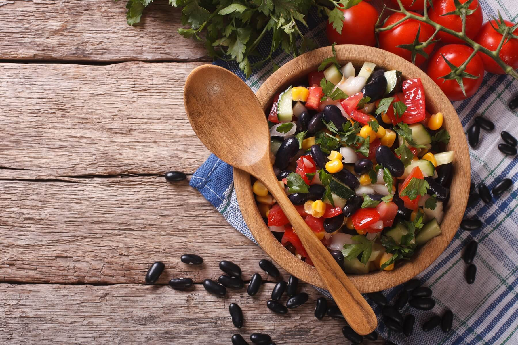 Italian Olive and Beans Salad Recipe
