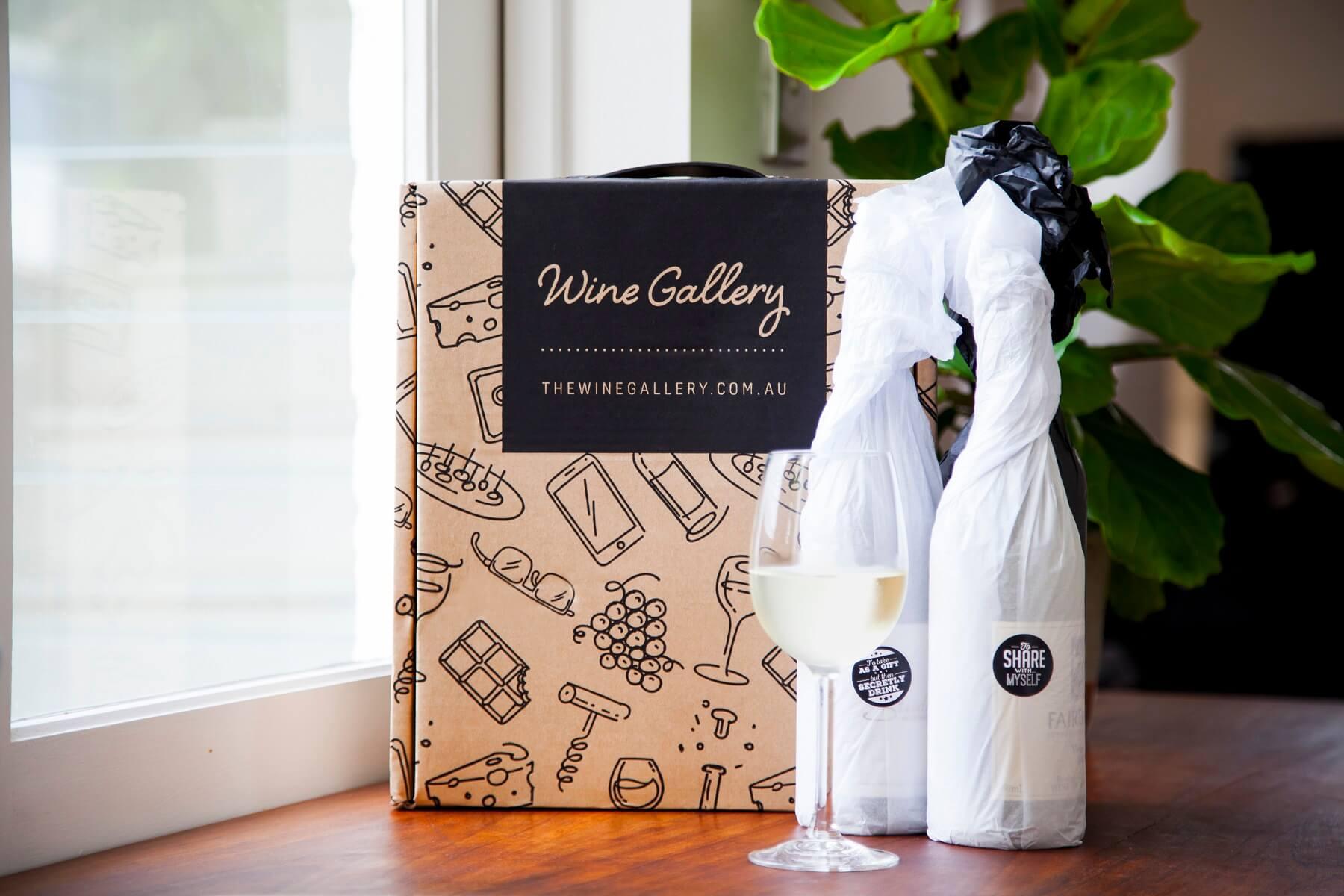 bonus gift idea a subscription to the wine gallery