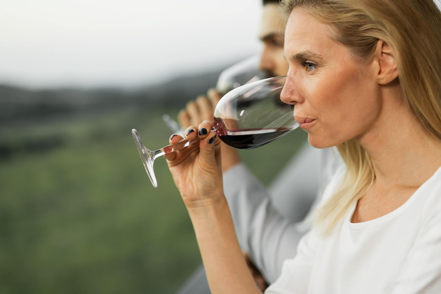 Tackling Red Wine Stains on Your Teeth