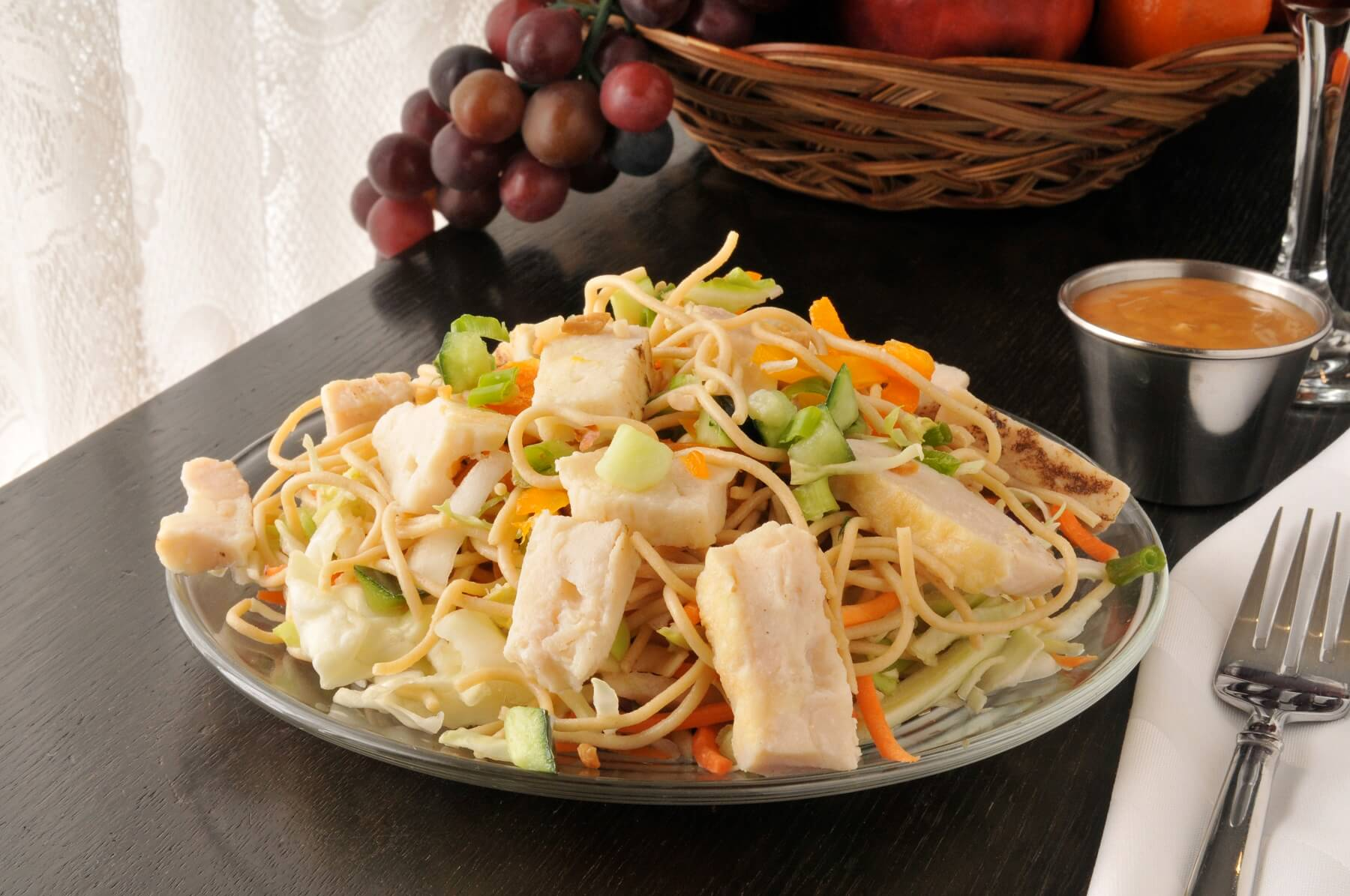 Thai Chicken Salad Recipe