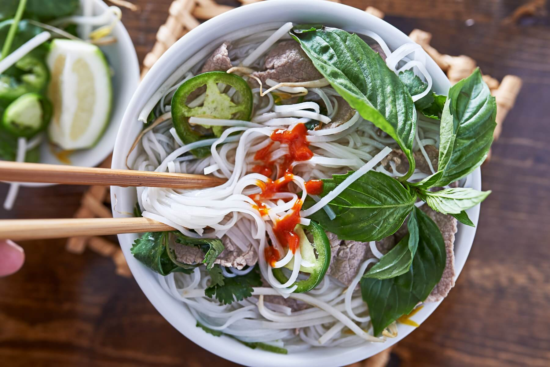 Easy Vietnamese Pork and Noodle Soup Recipe