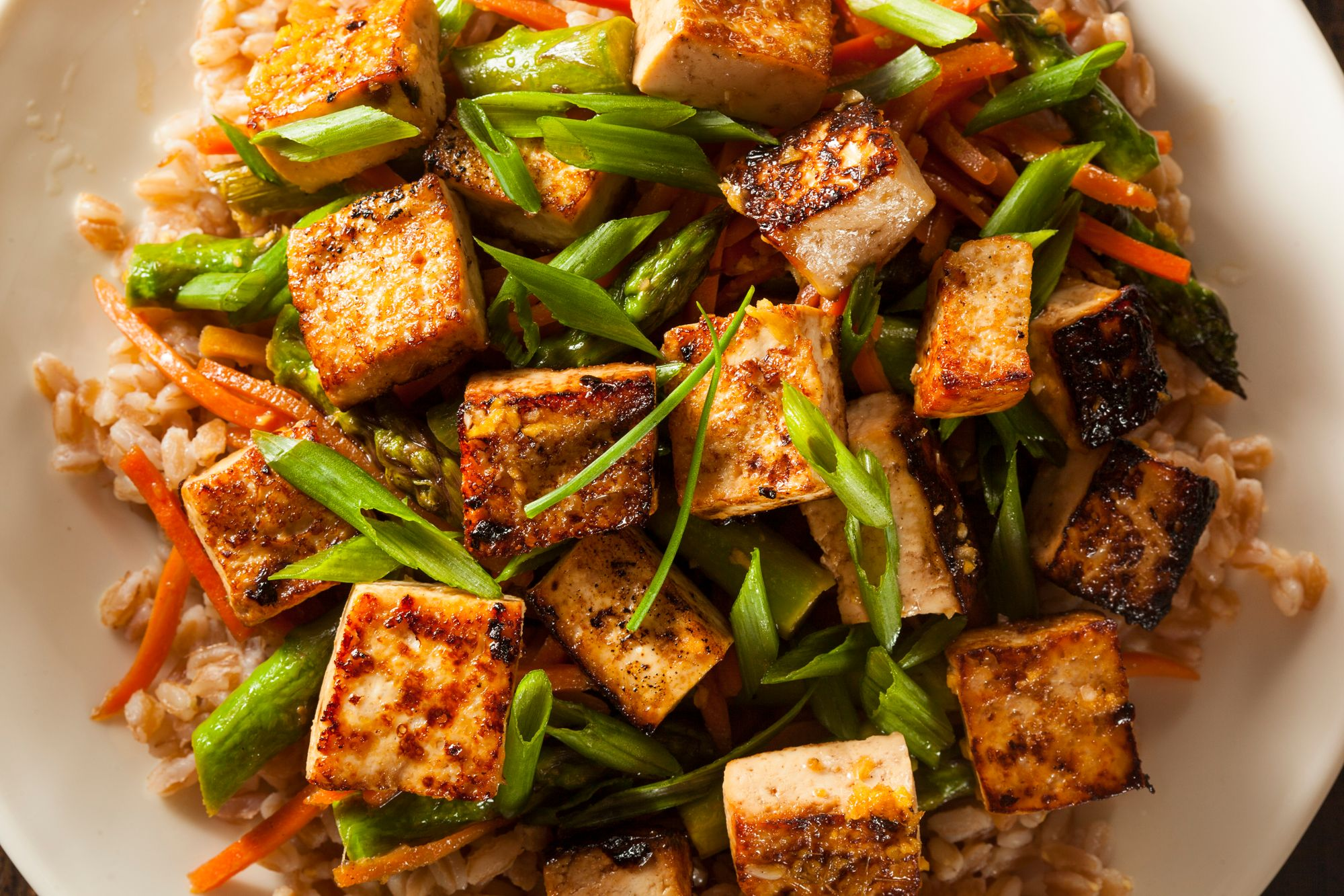 Best Ever Tofu Stir Fry