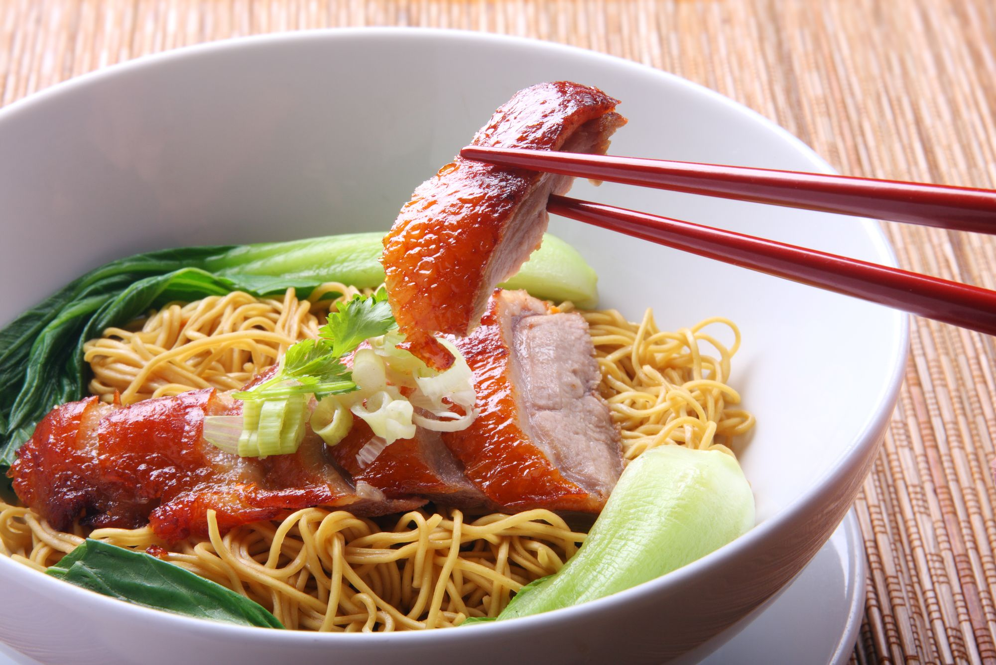 Five Spice Duck Noodles