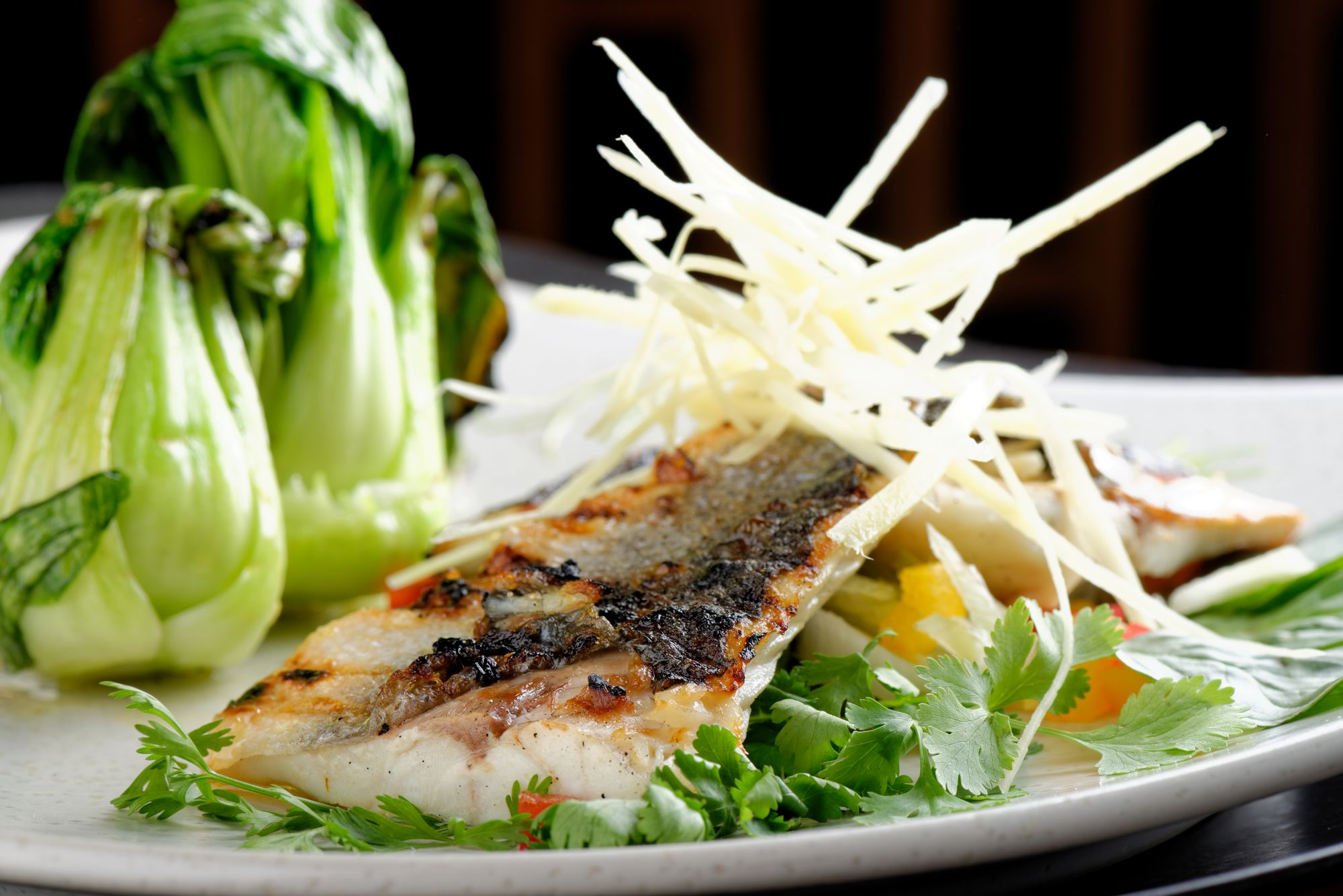 Thai Sea Bass