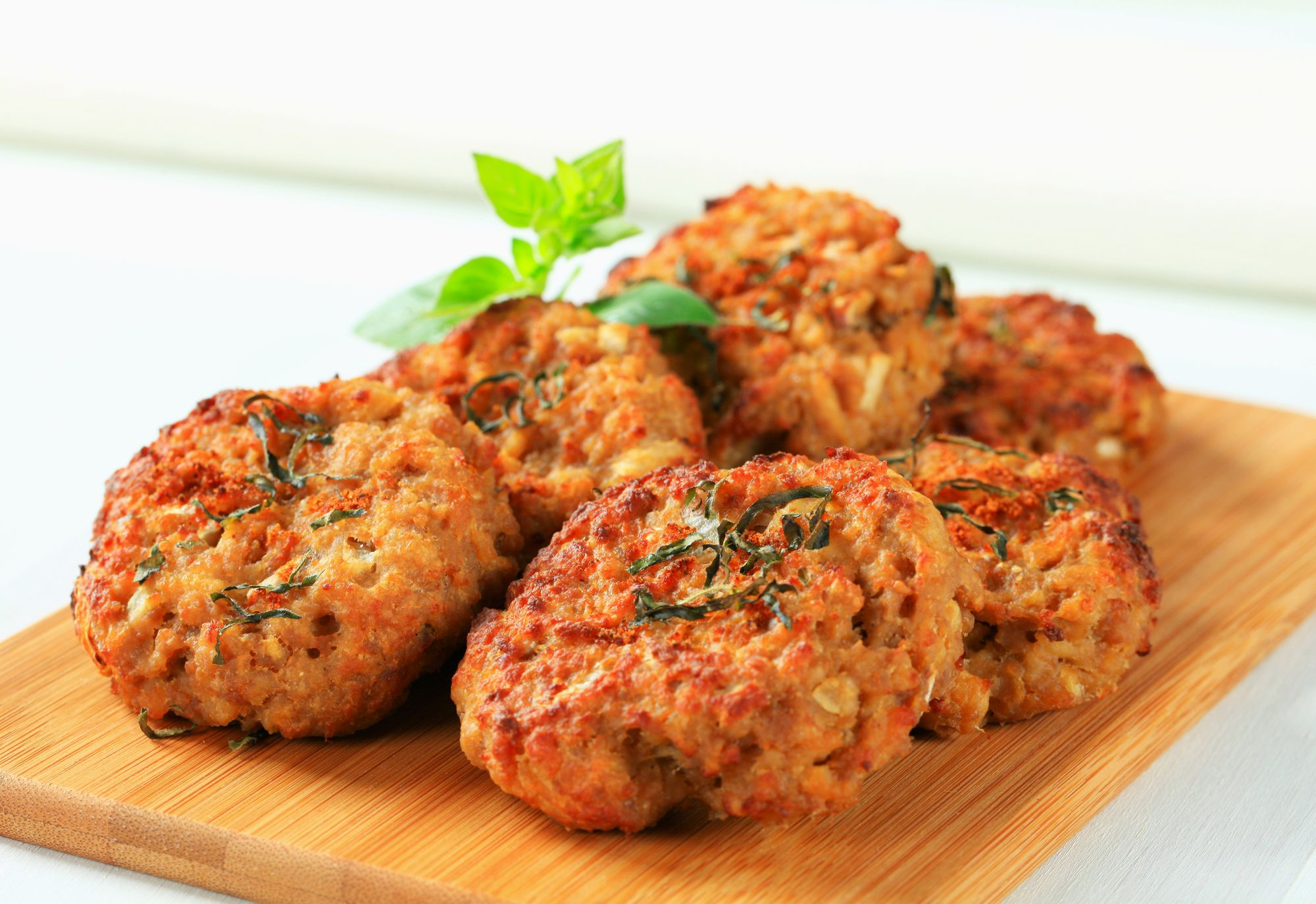 Sausage, Potato, and Sage Patties