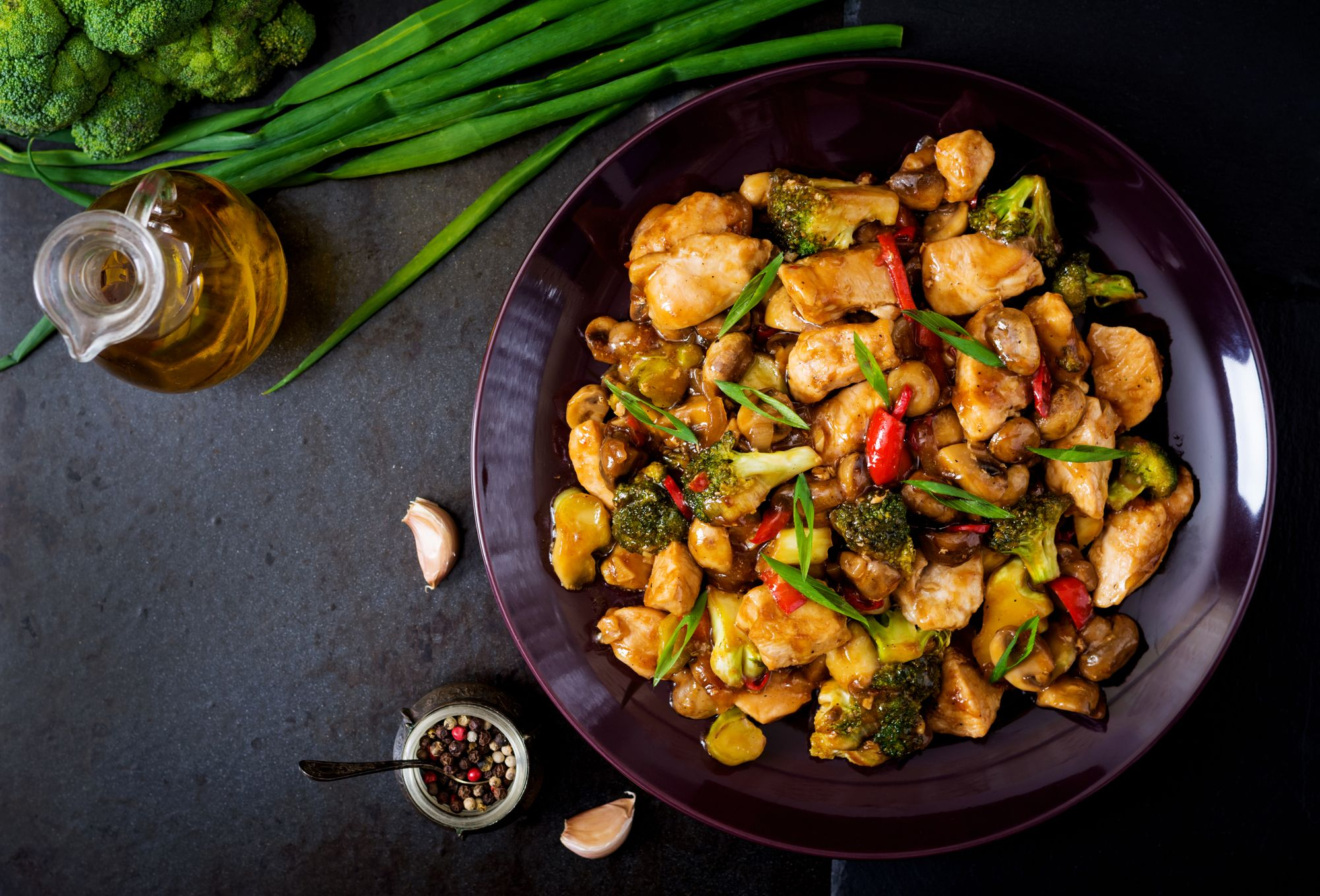 Sweet n Sour Turkey Stir Fry