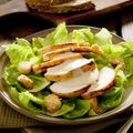 Chicken Caesar Salad Recipe and Wine Pairing