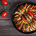 Ratatouille Recipe and Wine Pairing