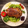 Roast Duck with Rich Plum Sauce Recipe and Wine Pairing