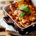 Basic Lasagna Recipe and Wine Pairing