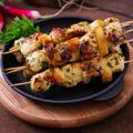 Quick Chicken Satay Skewers Recipe