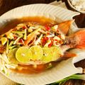 Thai Snapper Recipe