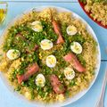 Smoked Salmon Kedgeree Recipe