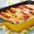 Easy Beef Cannelloni
