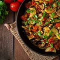 Pan-fried Ratatouille