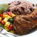 Traditional Caribbean Rice and Peas