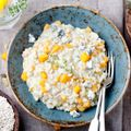 Blue Cheese Risotto