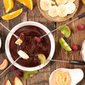 Spiced Chocolate Fondue