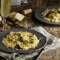 Truffled Herb Risotto