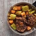 Hearty Oxtail Stew