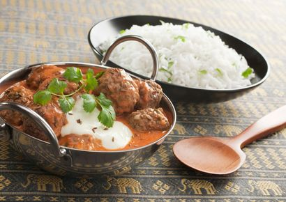 Meatball Curry Recipe